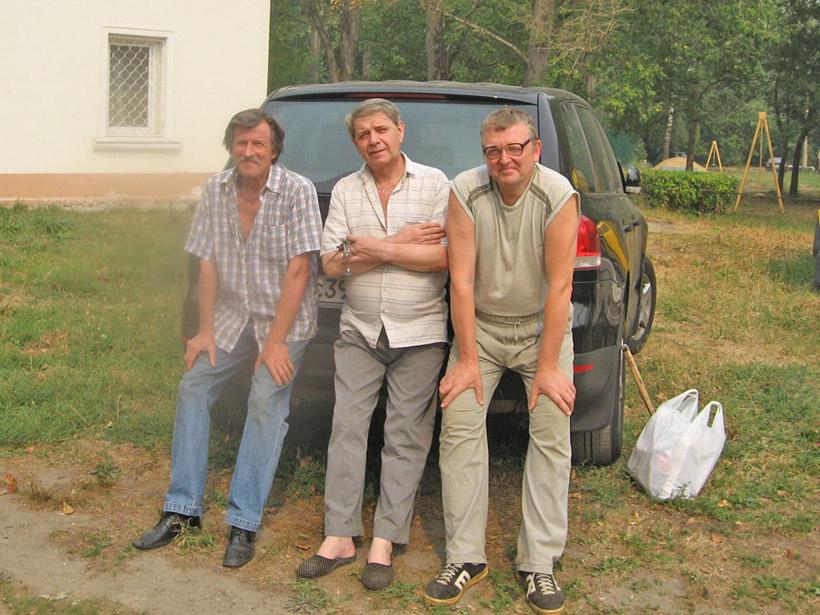 Виталий Колесник - видный радиособиратель из города Серпухова